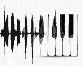 Красивые, прикольные картинки для срисовки Музыка - подборка 2
