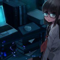 Лучшие классные аниме обои для рабочего стола - подборка №2 16