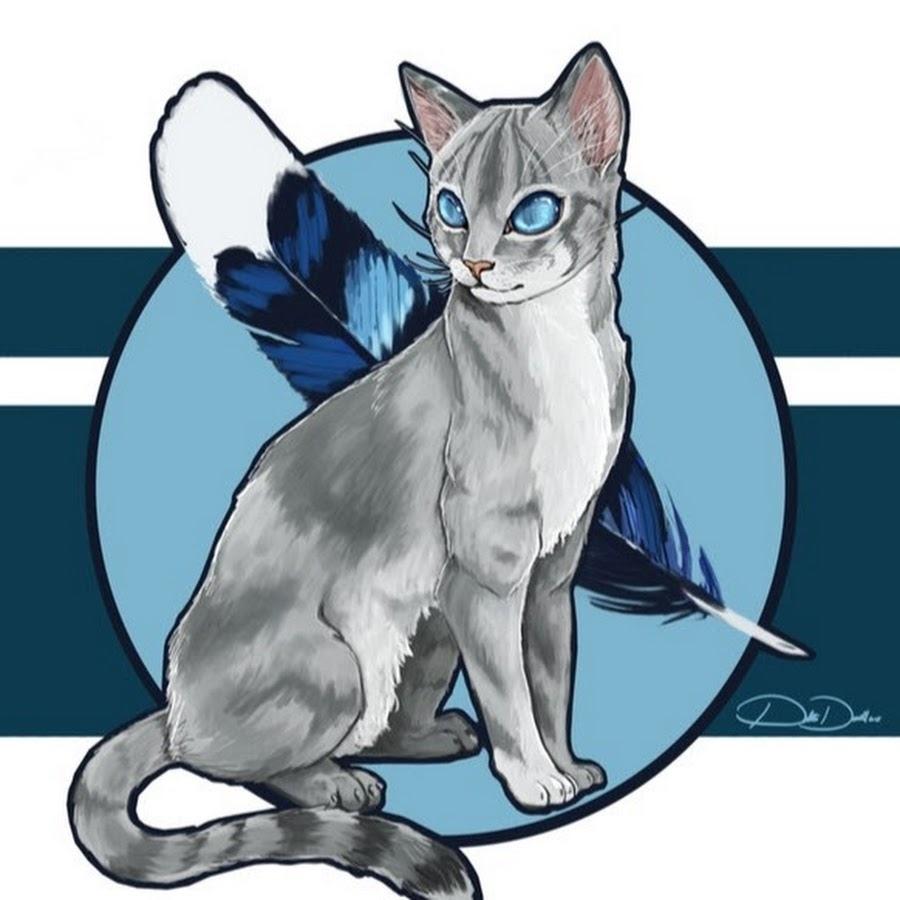 Необычные и красивые картинки Коты Воители - подборка 20 штук 20