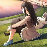 Отличные аниме картинки в хорошем качестве на рабочий стол №12 12
