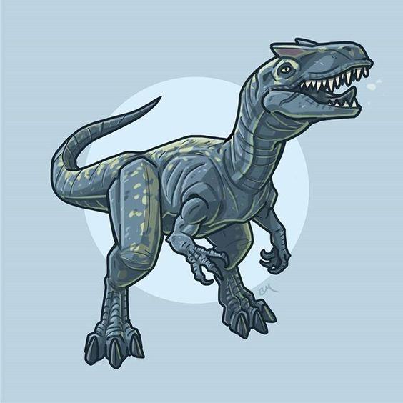 Очень красивые картинки динозавров для срисовки - подборка 3