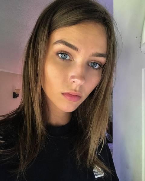 Очень милые и красивые девушки - удивительная подборка №35 14