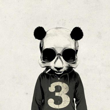 Панды очень красивые и прикольные картинки, арты, фото - подборка 7