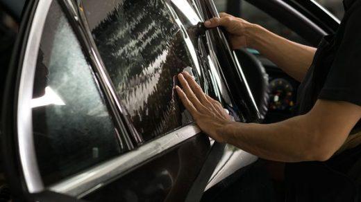 Преимущества и недостатки тонировки стекол автомобиля 1