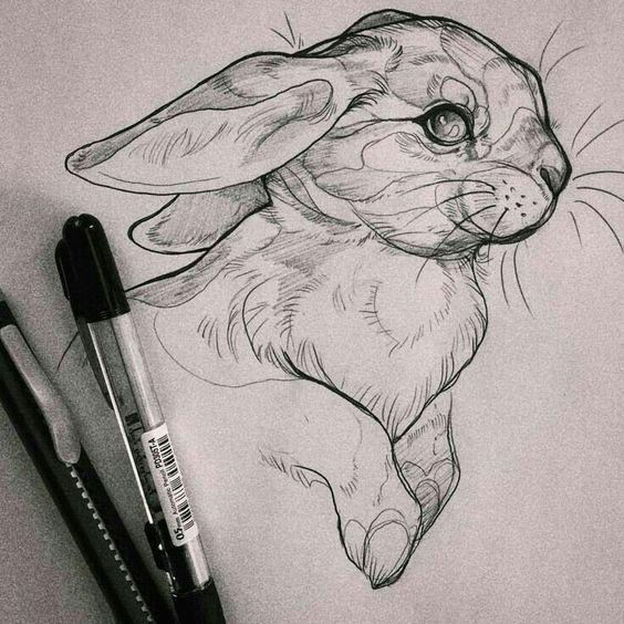 Простые и современные рисунки для срисовки - очень красивые 4