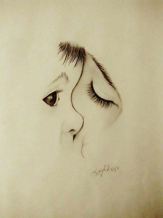 Простые и современные рисунки для срисовки - очень красивые 5