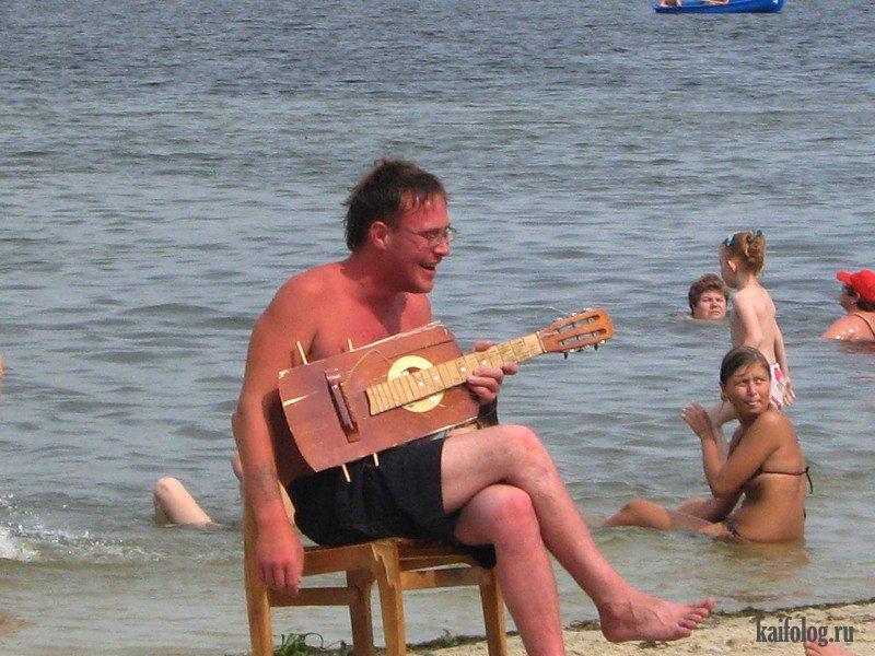Смешные и веселые картинки про туристов и туризм - подборка 14