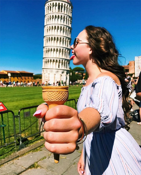 Смешные и веселые картинки про туристов и туризм - подборка 18