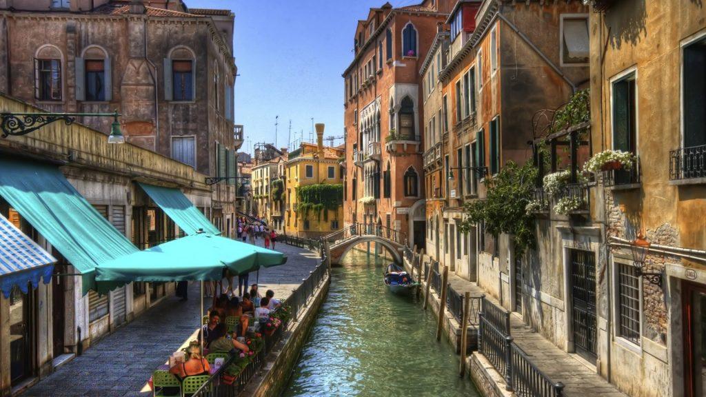 Удивительные картинки на рабочий стол Италия - подборка обоев 15