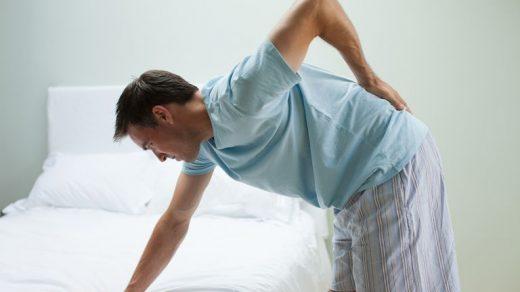 Что делать, если сорвал спину - основные причины, лечение 1