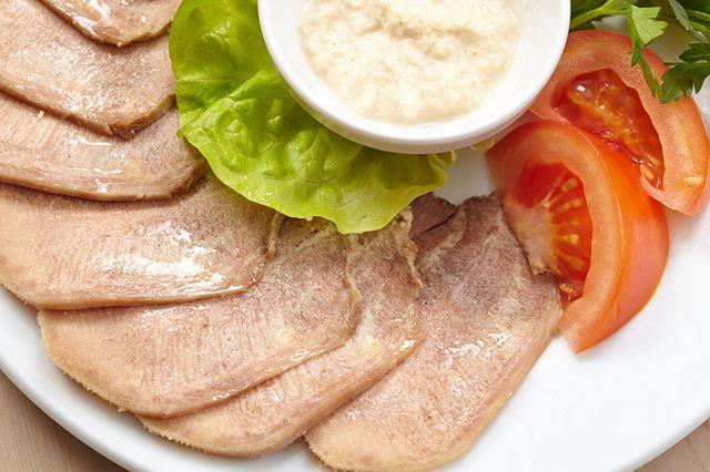 Как вкусно приготовить говяжий язык - простой домашний рецепт 1
