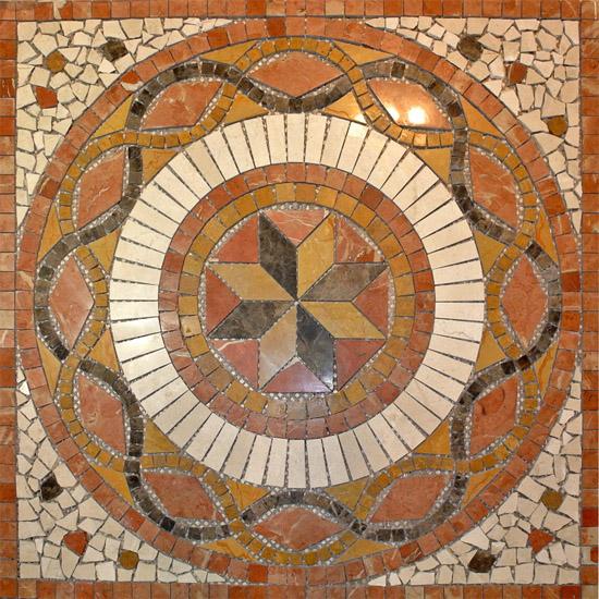 Как изготовить панно из каменной мозаики самостоятельно 3