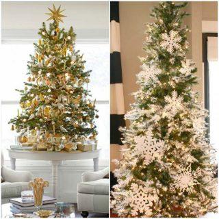 Как правильно украсить новогоднюю елку на 2019 год 2