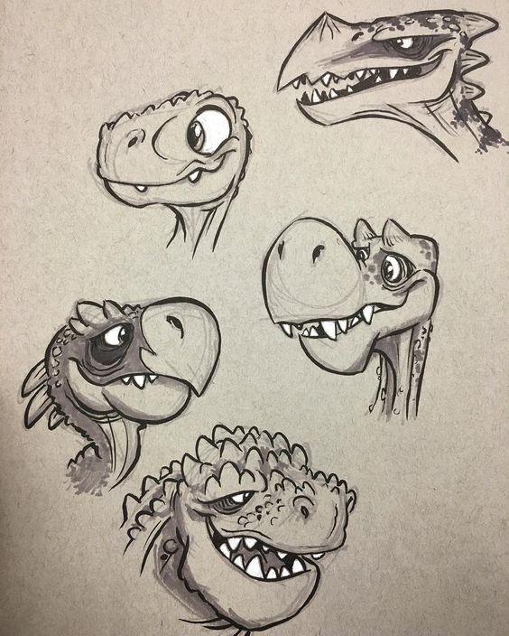 День, картинки смешных динозавриков
