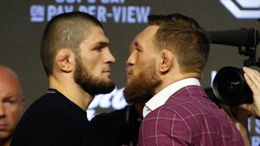 Когда бой Хабиба и Макгрегора Дата и время начала боя UFC - новости 1