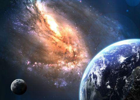 Космос красивые картинки и арты. Подборка ярких изображений 13