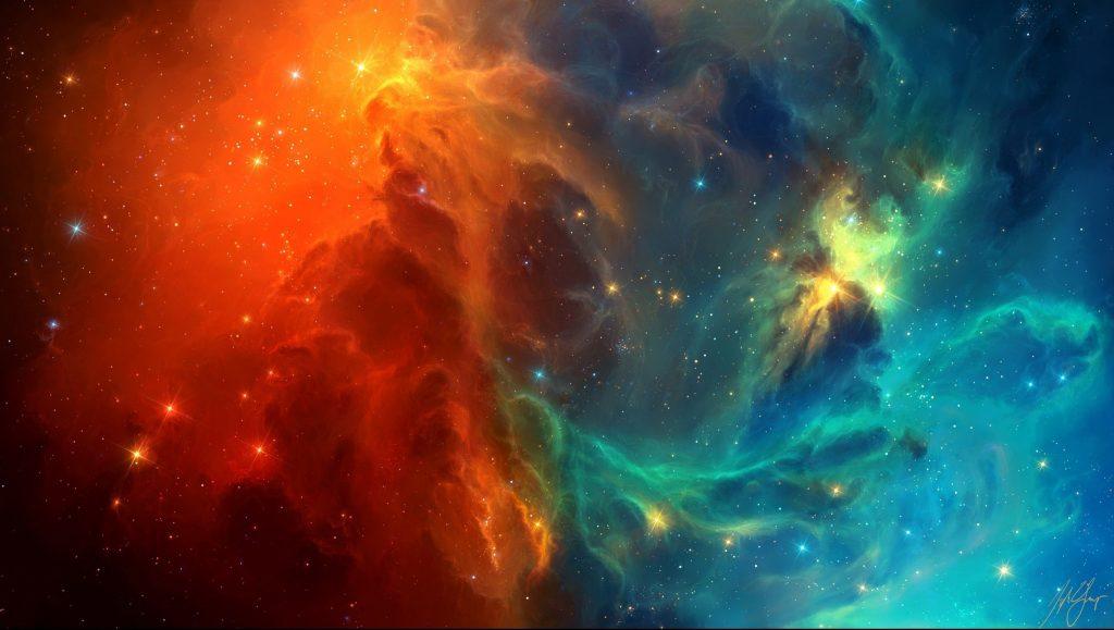 Космос красивые картинки и арты. Подборка ярких изображений 14