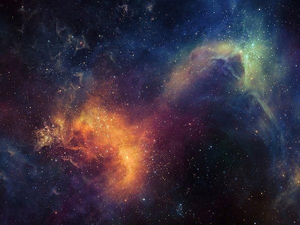 Космос красивые картинки и арты. Подборка ярких изображений 5