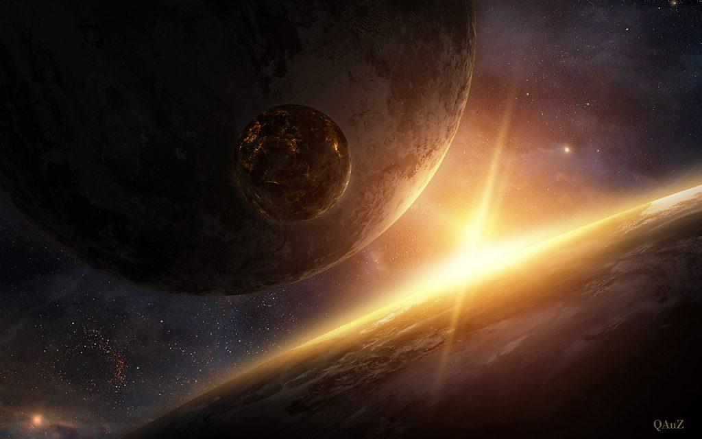 Космос красивые картинки и арты. Подборка ярких изображений 9