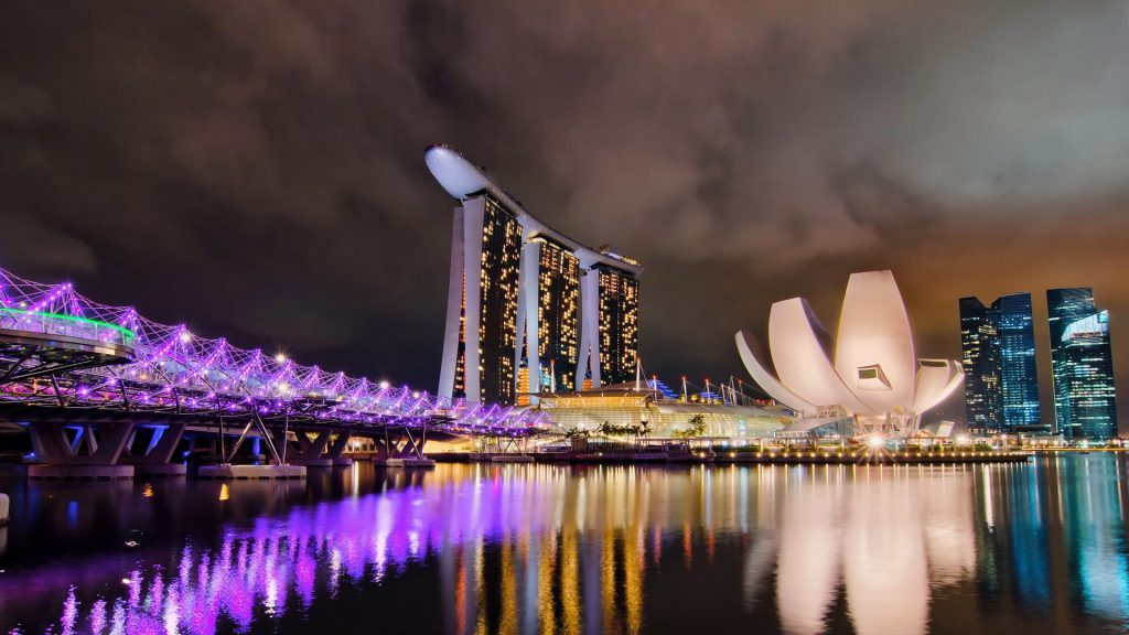 Красивые города и места - обои для рабочего стола №8 10