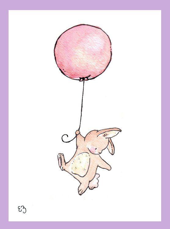 Красивые и простые рисунки, картинки кроликов для срисовки - сборка 1