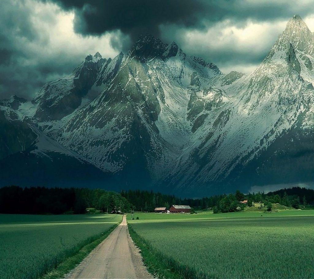 Красивые картинки Альпы. Удивительные фото на рабочий стол 15