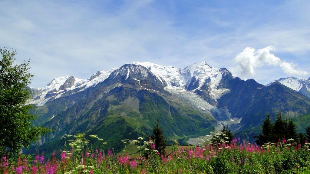 Красивые картинки Альпы. Удивительные фото на рабочий стол 4