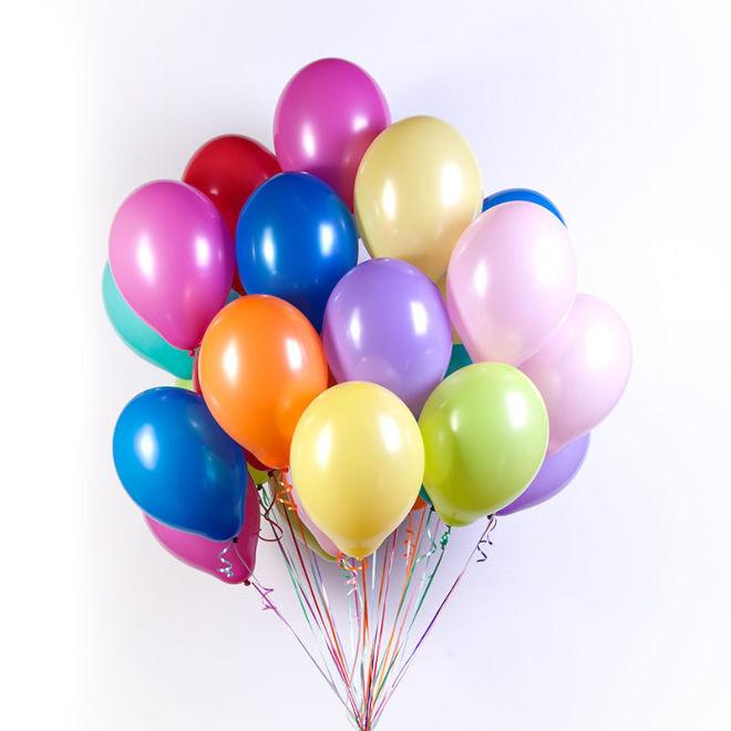 Красивые картинки Воздушные шарики - интересные обои, фото 5