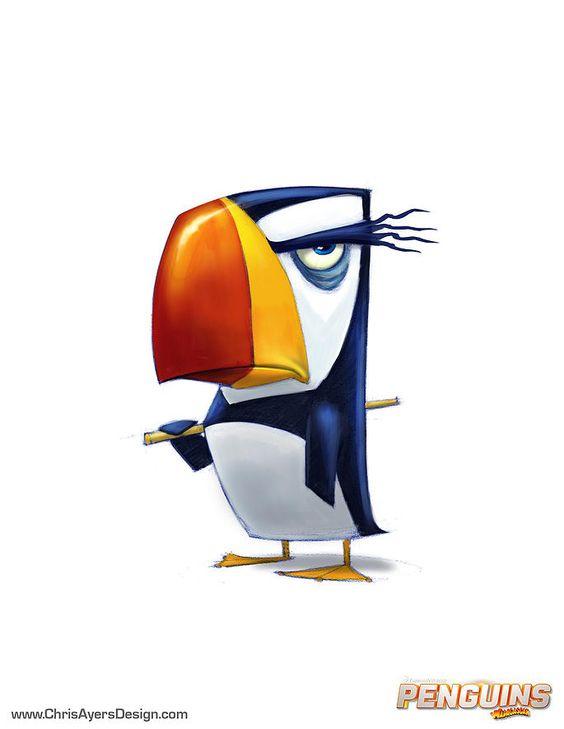 Красивые картинки и рисунки попугаев для срисовки для детей 5