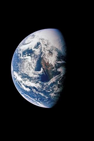 Красивые картинки планеты Земля на телефон - сборка 12