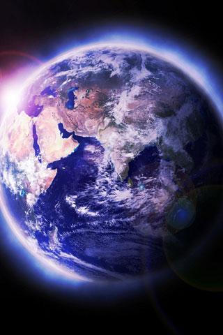 Красивые картинки планеты Земля на телефон - сборка 14