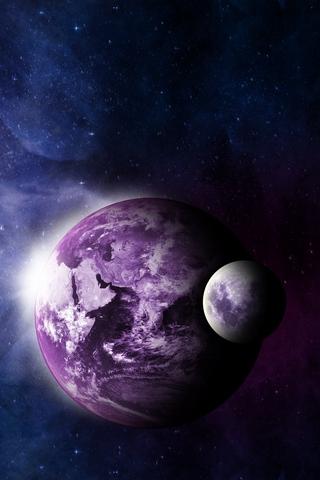 Красивые картинки планеты Земля на телефон - сборка 3