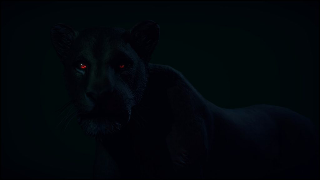 Красивые обои на рабочий стол Пантера - необычные фото животного 6