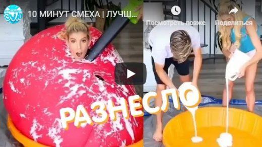 Лучшие видео приколы до слез за октябрь 2018 - подборка №147