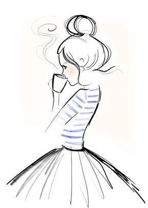 Лучшие картинки для срисовки для девочек 9 лет - подборка 15