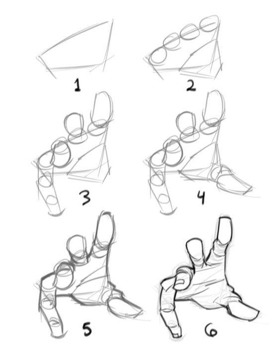 Лучшие простые и необычные картинки для срисовки детям 3