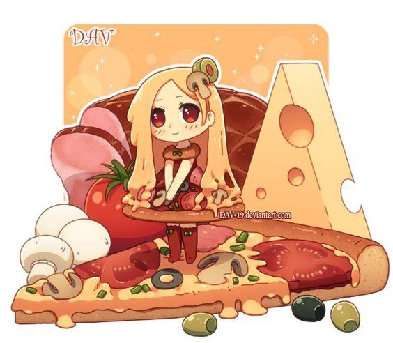 Няшные картинки сладости и десерты - картинки, рисунки для девочек 22