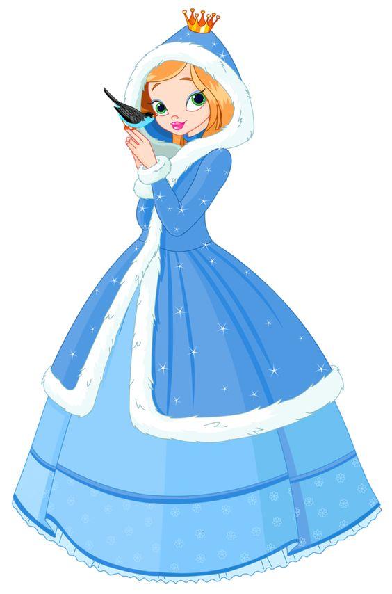 Удивительные и красивые картинки принцесс, принцесс в платьях 14
