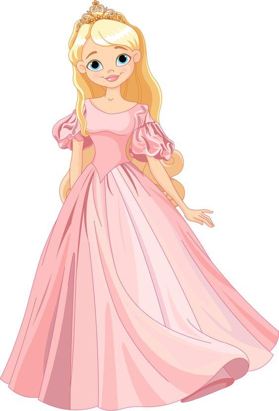 Удивительные и красивые картинки принцесс, принцесс в платьях 5
