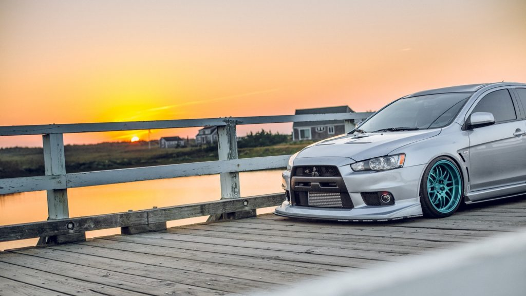 Mitsubishi Lancer Evolution - классные и крутые картинки, обои 7