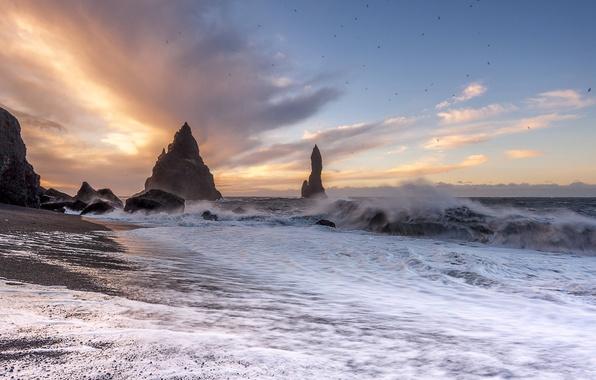 Атлантический океан красивые обои и картинки - подборка 2018 5