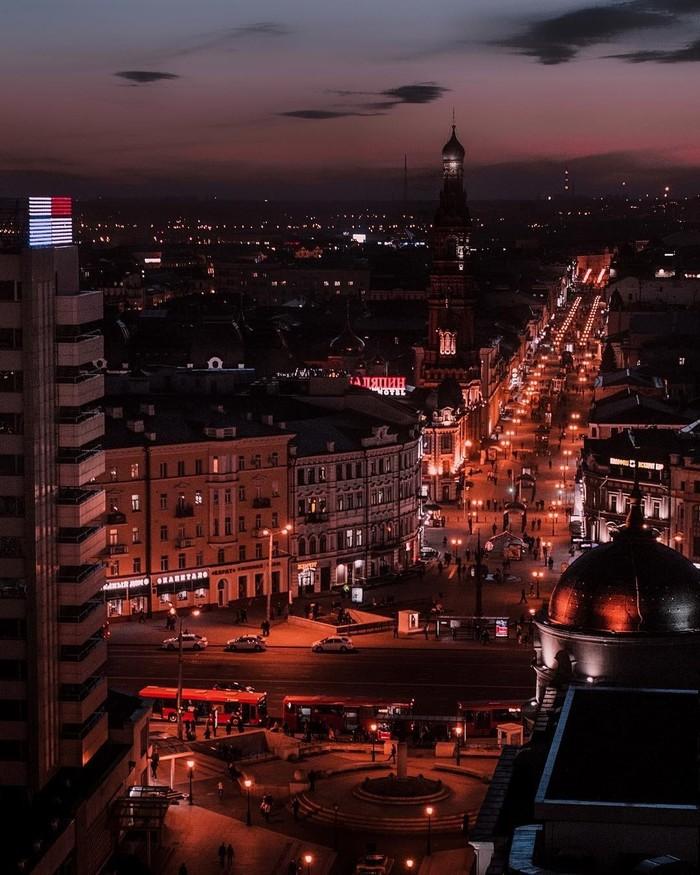 Казань - красивые и удивительные картинки города 1