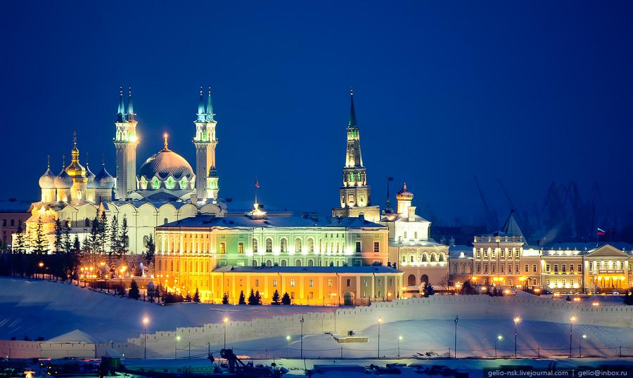 Казань - красивые и удивительные картинки города 15