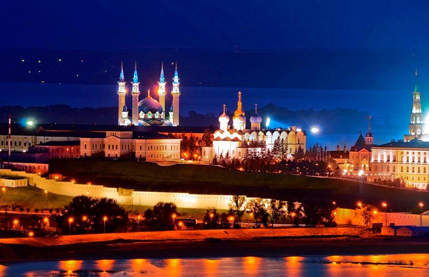 Казань - красивые и удивительные картинки города 4
