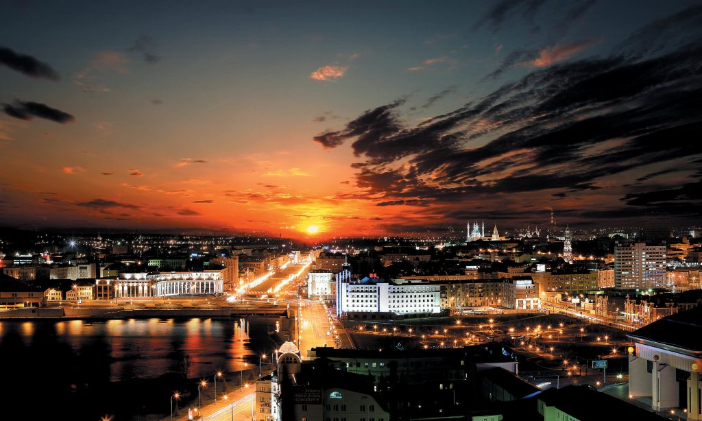 Казань - красивые и удивительные картинки города 9