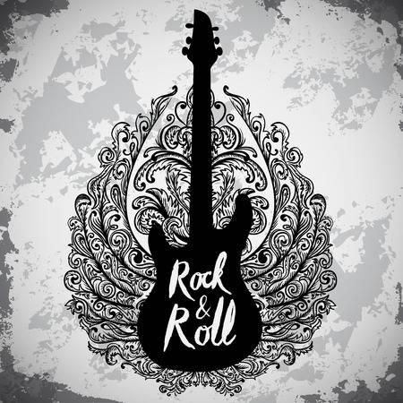 Красивые и крутые рок картинки на аву и аватарку - подборка 6