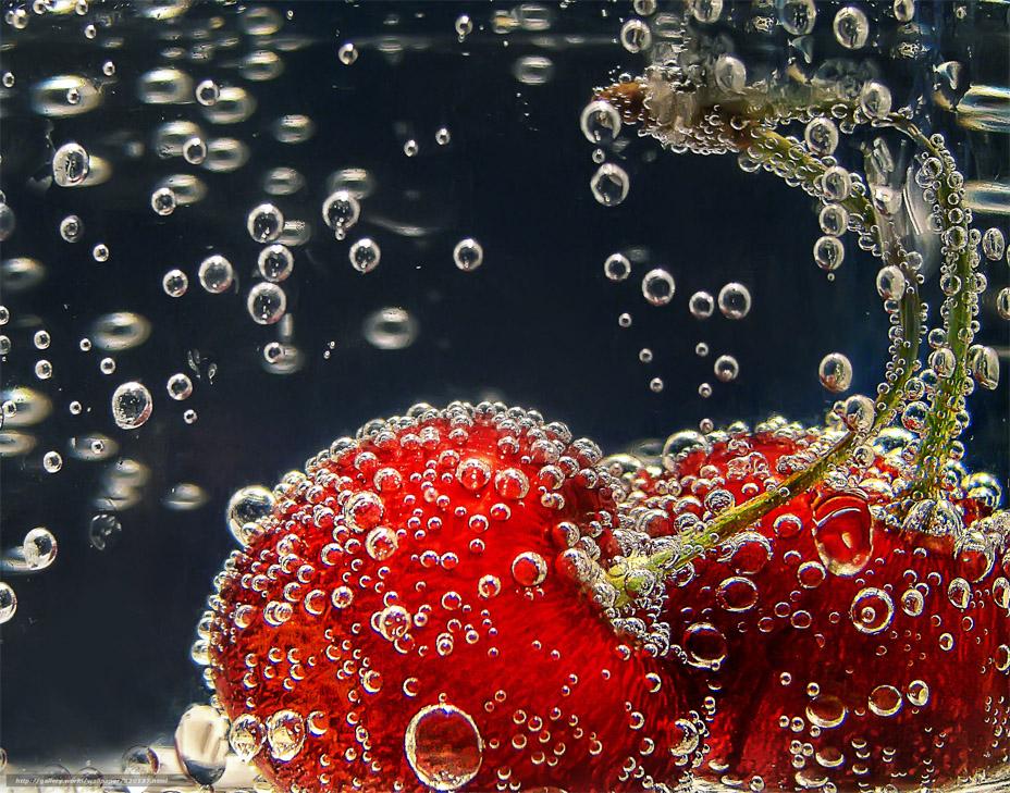 Красивые и прикольные картинки вишни - подборка изображений 11