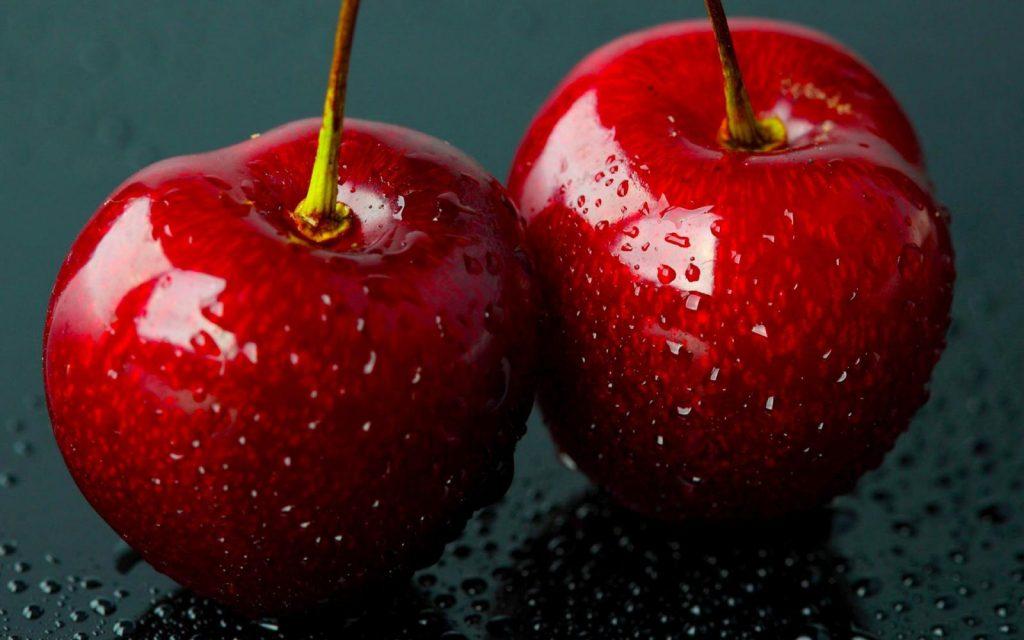 Красивые и прикольные картинки вишни - подборка изображений 21