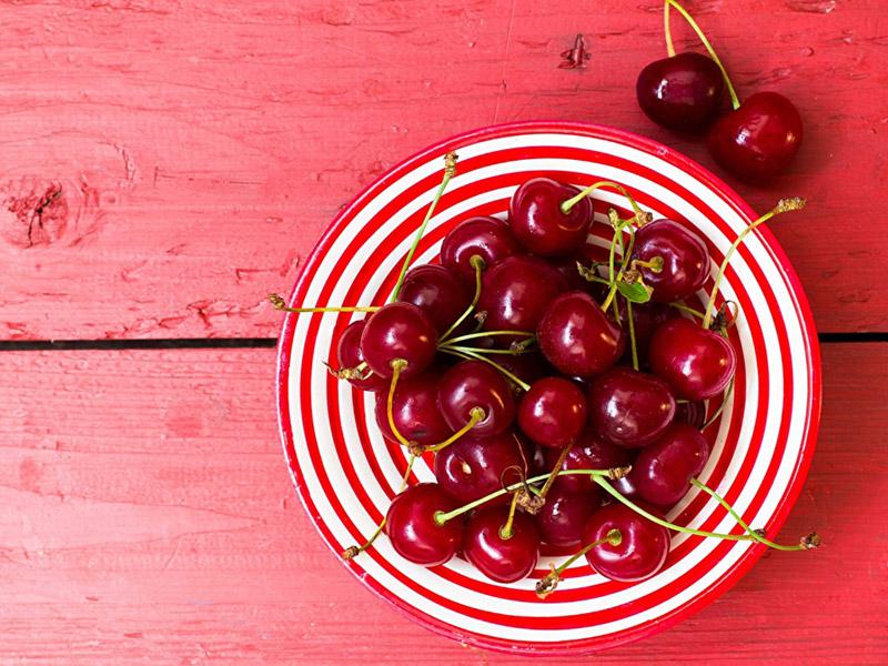 Красивые и прикольные картинки вишни - подборка изображений 22