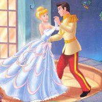 Красивые картинки Золушки для детей из сказки - подборка 13
